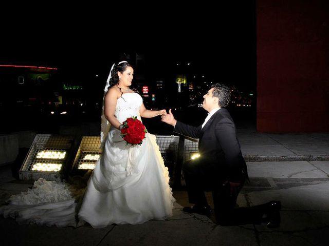 La boda de Felipe y Rubí  en Tlalnepantla, Estado México 21