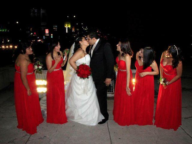 La boda de Felipe y Rubí  en Tlalnepantla, Estado México 23