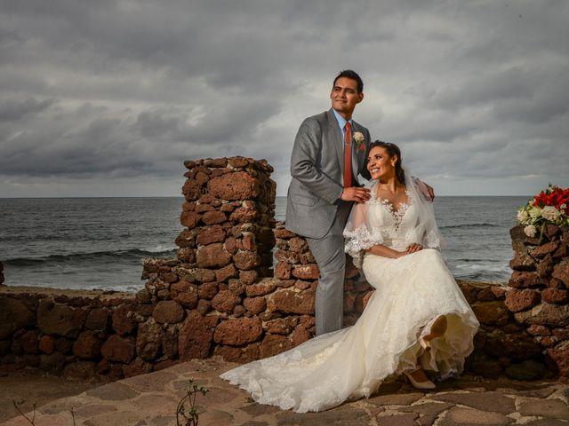 La boda de Roxana y Dante
