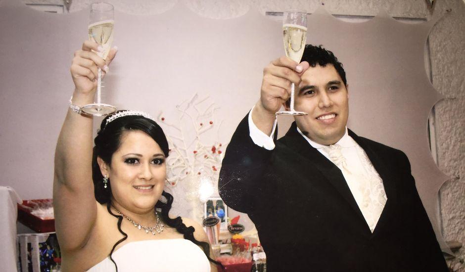 La boda de Felipe y Rubí  en Tlalnepantla, Estado México