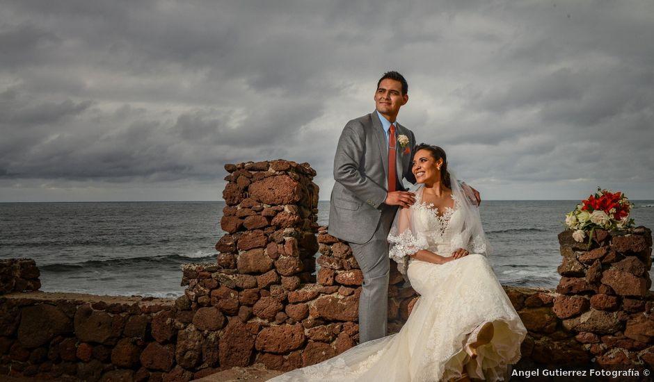 La boda de Dante y Roxana en Rosarito, Baja California