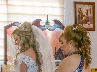 La boda de Yvette y Gabriel 3