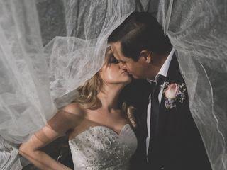 La boda de Yvette y Gabriel