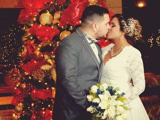 La boda de Mariela y Ramón