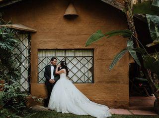 La boda de Cindy y Luis