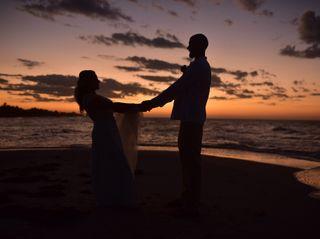 La boda de Ana y Chris