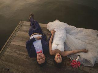 La boda de Cythia y Miguel