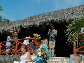 La boda de Clarissa y Emmanuel 3