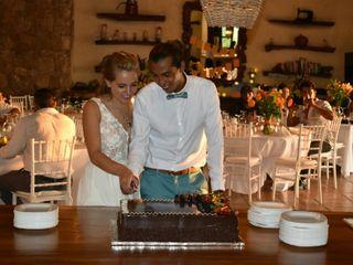 La boda de Clarissa y Emmanuel
