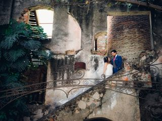 La boda de Daniel y Esmeralda 1