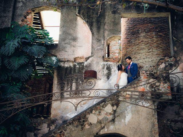 La boda de Esmeralda y Daniel en Mazatepec, Morelos 61