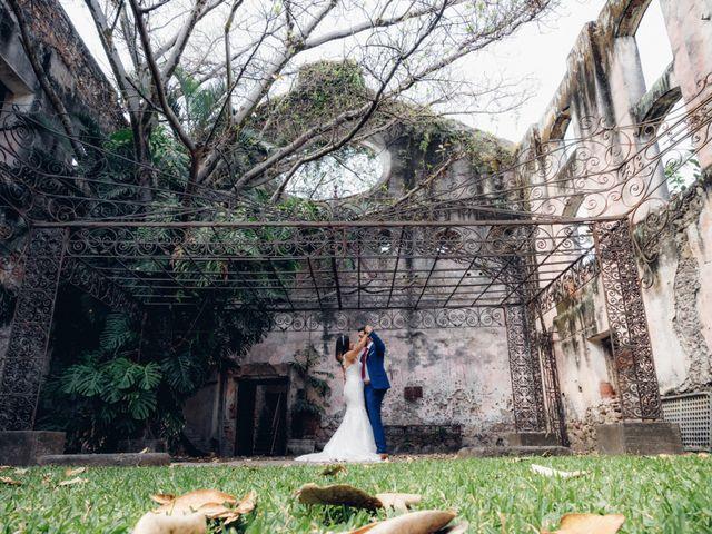 La boda de Esmeralda y Daniel en Mazatepec, Morelos 64