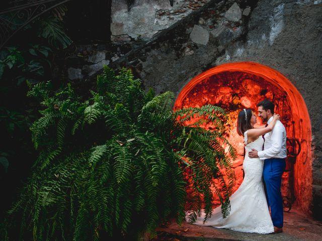 La boda de Esmeralda y Daniel en Mazatepec, Morelos 68