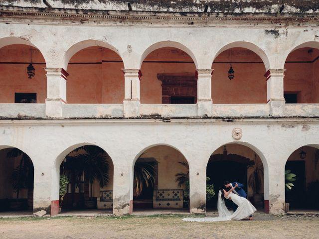 La boda de Esmeralda y Daniel en Mazatepec, Morelos 69
