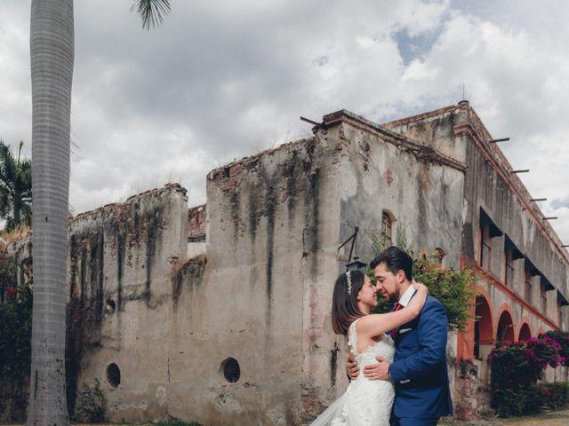 La boda de Esmeralda y Daniel en Mazatepec, Morelos 71