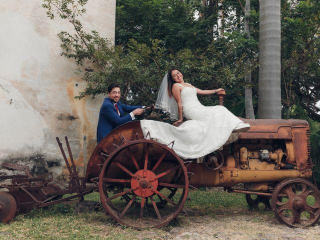 La boda de Esmeralda y Daniel en Mazatepec, Morelos 72