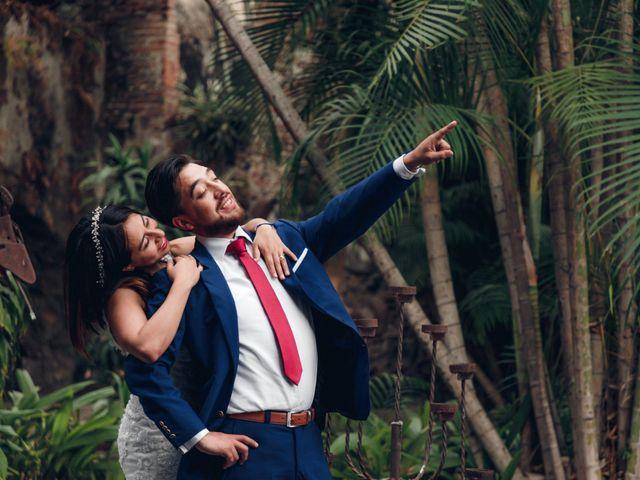 La boda de Esmeralda y Daniel en Mazatepec, Morelos 73