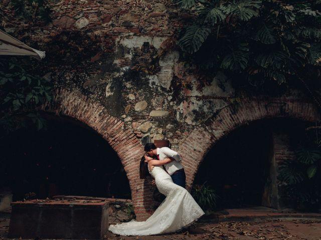 La boda de Esmeralda y Daniel en Mazatepec, Morelos 75