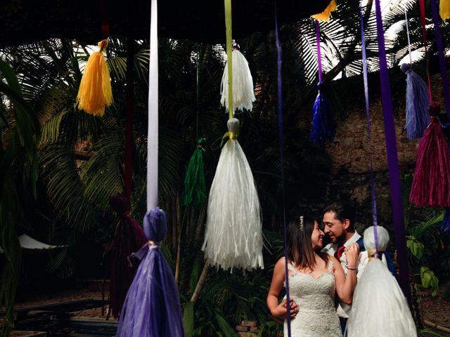 La boda de Esmeralda y Daniel en Mazatepec, Morelos 76