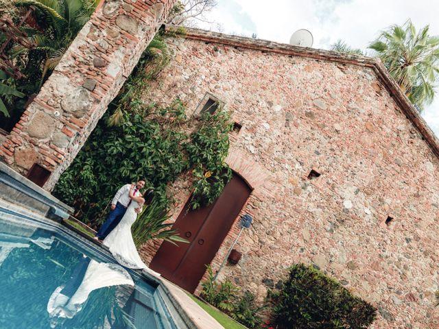La boda de Esmeralda y Daniel en Mazatepec, Morelos 77