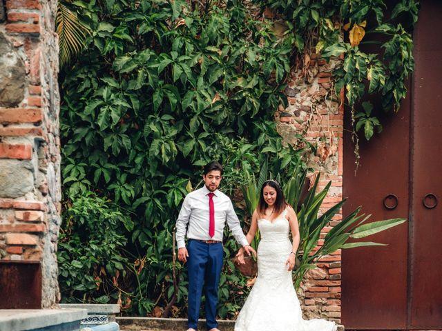 La boda de Esmeralda y Daniel en Mazatepec, Morelos 78