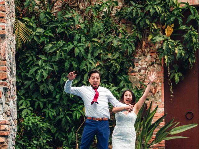 La boda de Esmeralda y Daniel en Mazatepec, Morelos 79