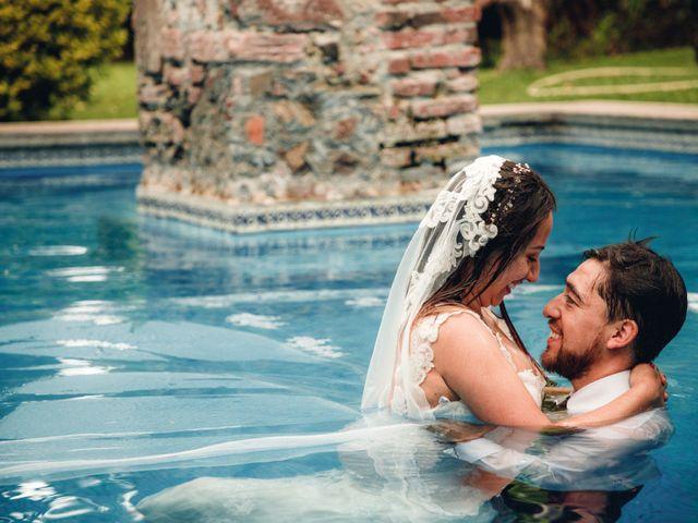 La boda de Esmeralda y Daniel en Mazatepec, Morelos 81