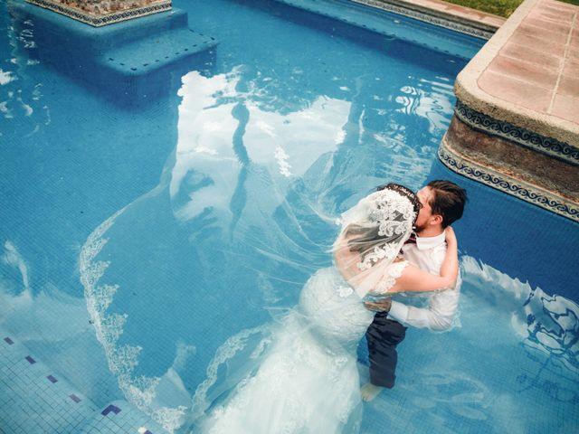 La boda de Esmeralda y Daniel en Mazatepec, Morelos 83