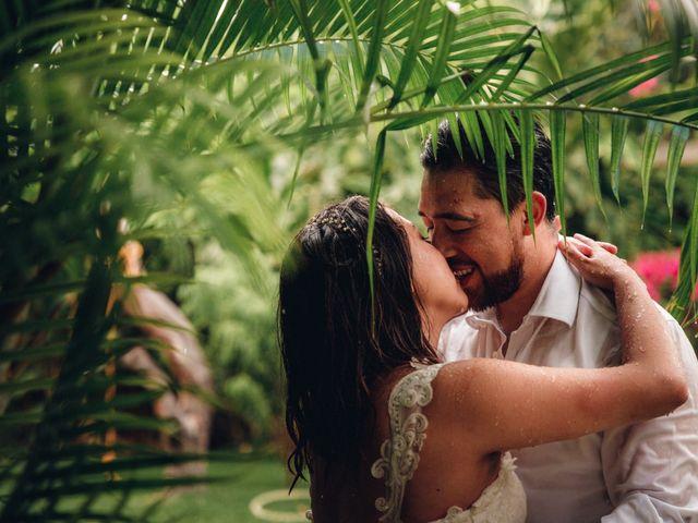 La boda de Esmeralda y Daniel en Mazatepec, Morelos 86