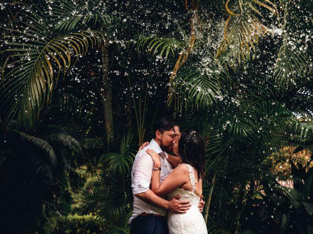 La boda de Esmeralda y Daniel en Mazatepec, Morelos 88