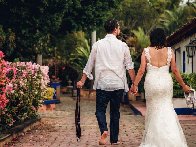 La boda de Esmeralda y Daniel en Mazatepec, Morelos 89