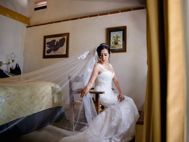 La boda de Esmeralda y Daniel en Mazatepec, Morelos 32