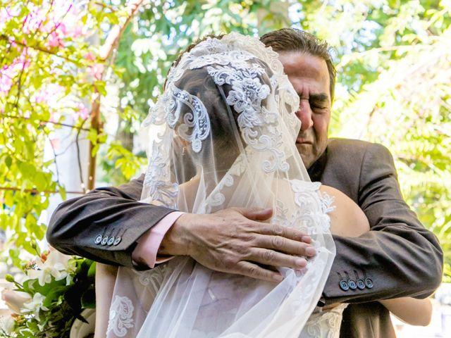 La boda de Esmeralda y Daniel en Mazatepec, Morelos 33