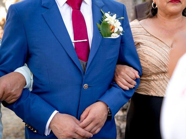 La boda de Esmeralda y Daniel en Mazatepec, Morelos 36