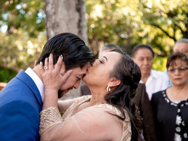 La boda de Esmeralda y Daniel en Mazatepec, Morelos 37