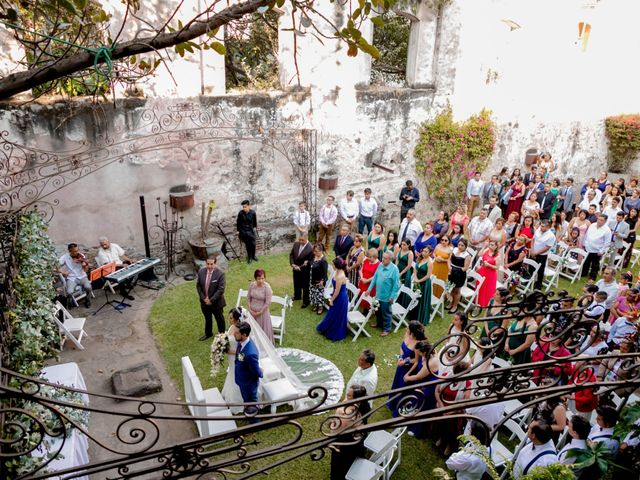 La boda de Esmeralda y Daniel en Mazatepec, Morelos 38