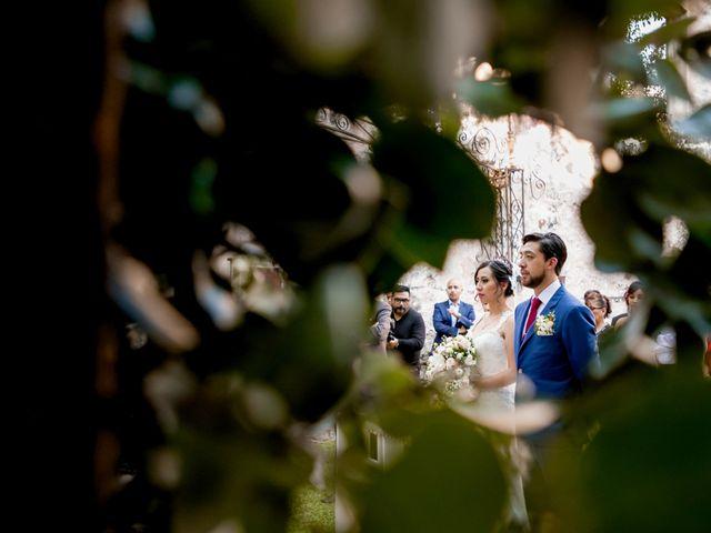 La boda de Esmeralda y Daniel en Mazatepec, Morelos 40