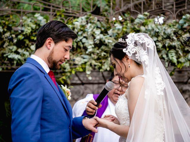 La boda de Esmeralda y Daniel en Mazatepec, Morelos 41