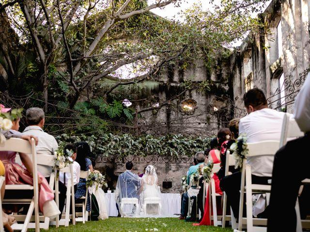 La boda de Esmeralda y Daniel en Mazatepec, Morelos 42