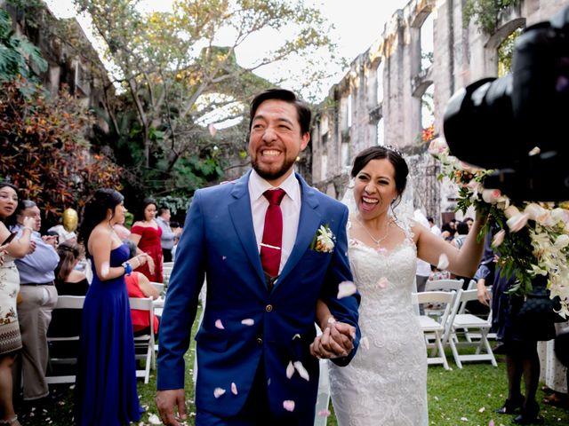 La boda de Daniel y Esmeralda
