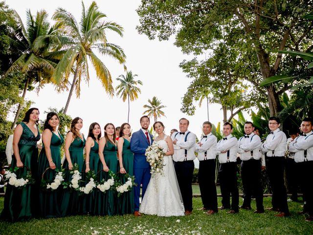 La boda de Esmeralda y Daniel en Mazatepec, Morelos 44