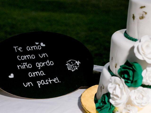 La boda de Esmeralda y Daniel en Mazatepec, Morelos 46