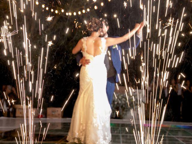 La boda de Esmeralda y Daniel en Mazatepec, Morelos 51
