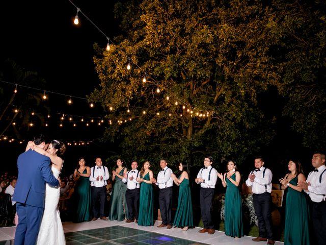 La boda de Esmeralda y Daniel en Mazatepec, Morelos 52