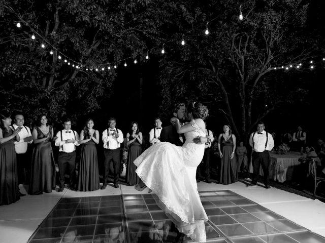 La boda de Esmeralda y Daniel en Mazatepec, Morelos 53