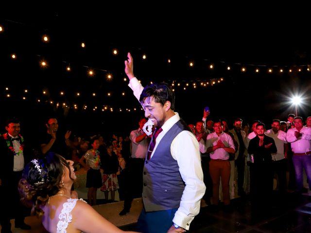 La boda de Esmeralda y Daniel en Mazatepec, Morelos 57