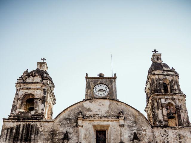 La boda de Esmeralda y Daniel en Mazatepec, Morelos 3