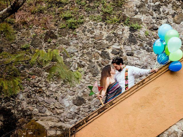 La boda de Esmeralda y Daniel en Mazatepec, Morelos 13