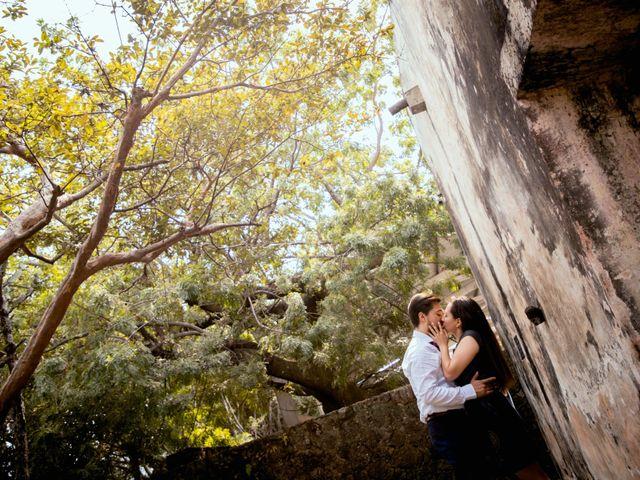 La boda de Esmeralda y Daniel en Mazatepec, Morelos 23