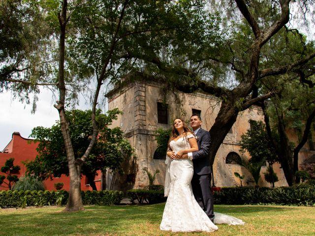 La boda de Astrid y Enrique